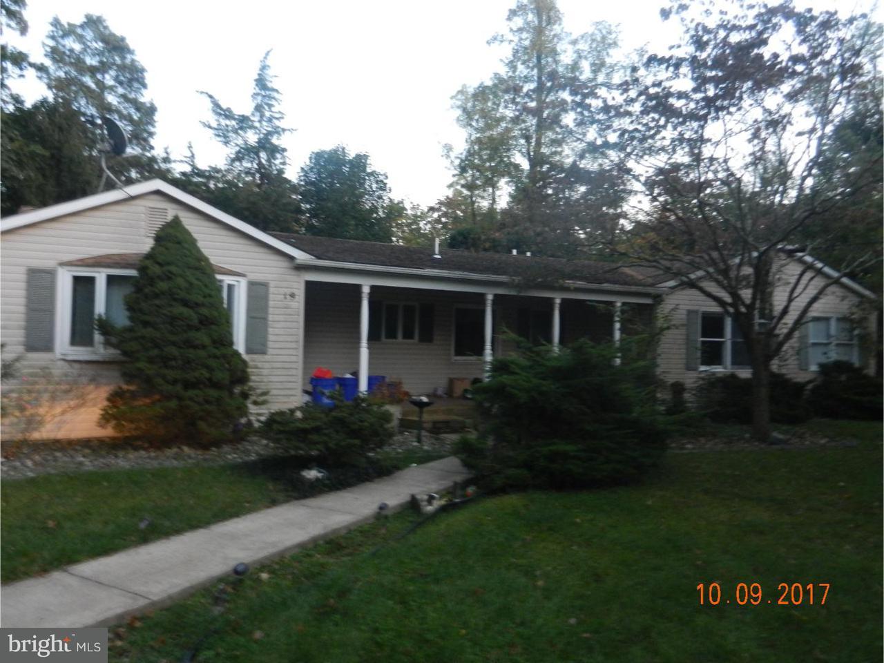 Частный односемейный дом для того Продажа на 19 HONEYMAN Street Somerset, Нью-Джерси 08540 Соединенные ШтатыВ/Около: Franklin Twp