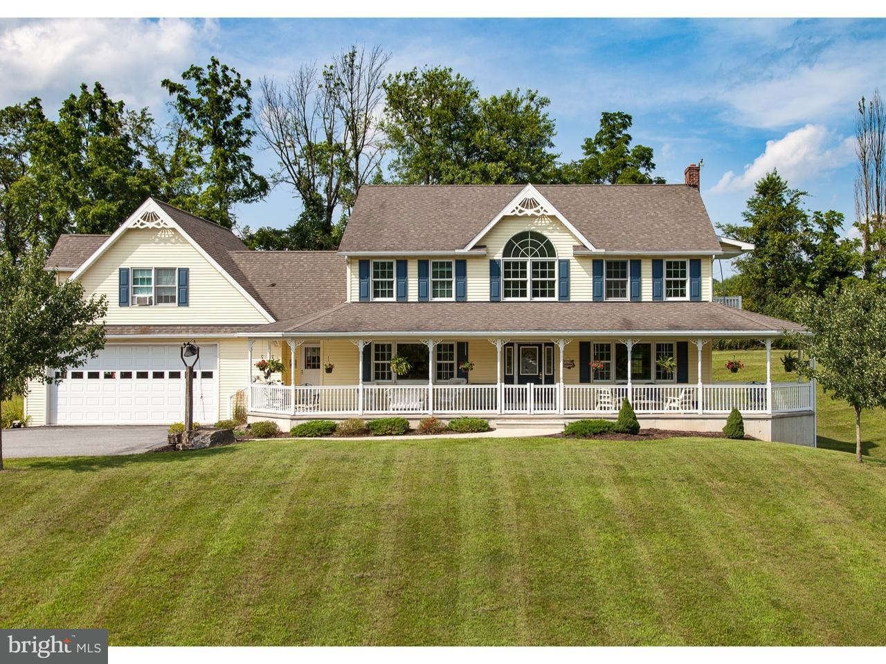 Single Family Home for Sale at 211 FARVIEW Road Hamburg, Pennsylvania 19526 United States