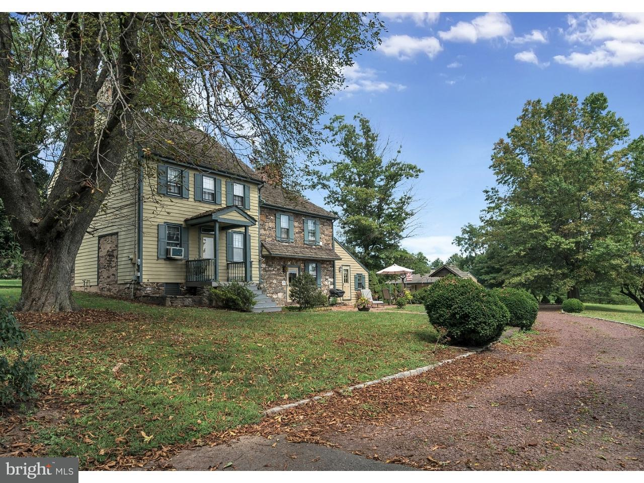 Single Family Home for Sale at 1258 BEAR TAVERN Road Hopewell, New Jersey 08560 United StatesMunicipality: Hopewell Township