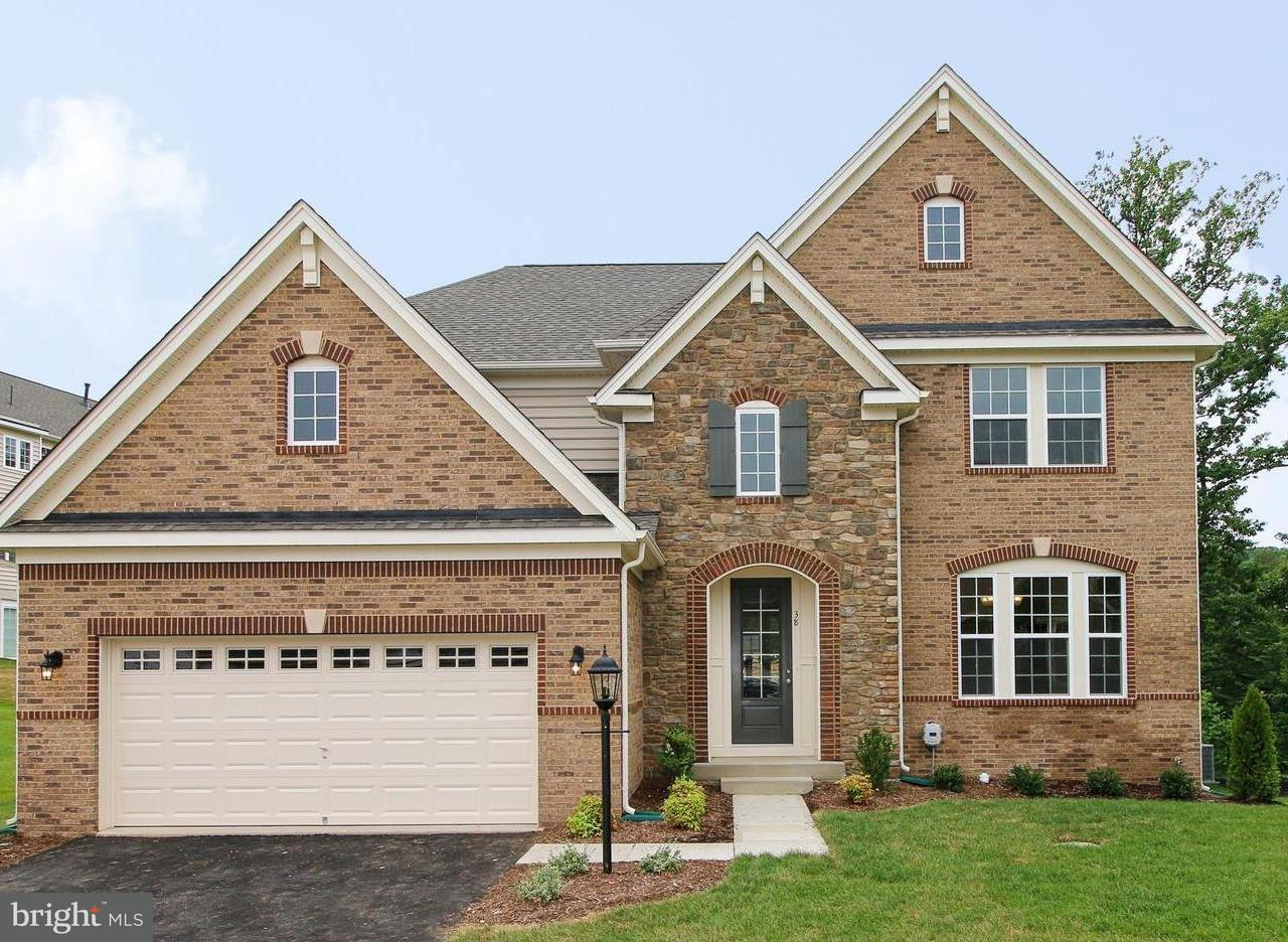 Casa Unifamiliar por un Venta en 38 BRADBURY WAY 38 BRADBURY WAY Stafford, Virginia 22554 Estados Unidos