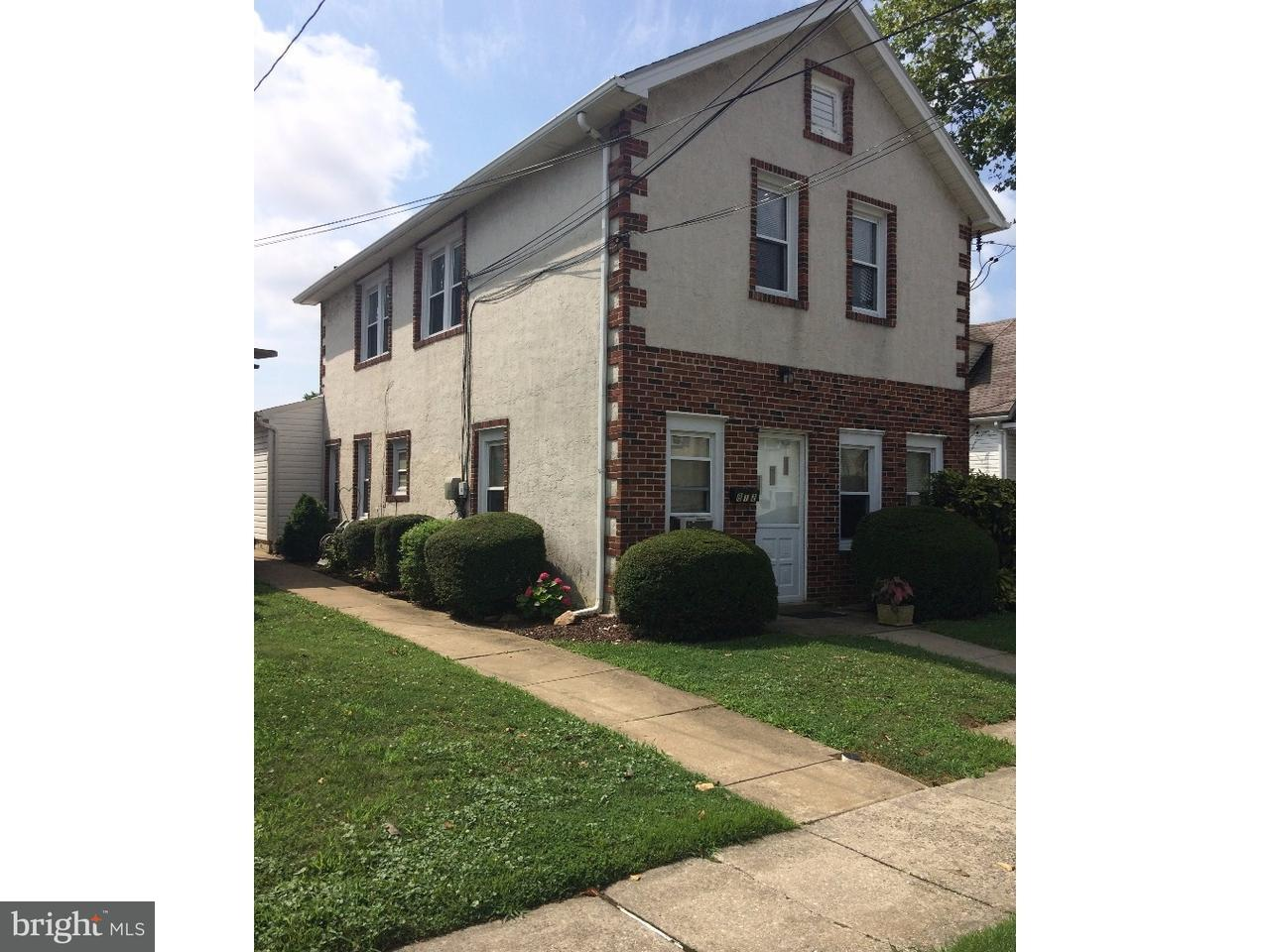 Single Family Home for Rent at 812 BELMONT Avenue Folsom, Pennsylvania 19033 United States