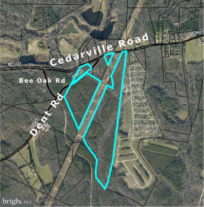 Land for Sale at 16720 Dent Rd Sw 16720 Dent Rd Sw Brandywine, Maryland 20613 United States