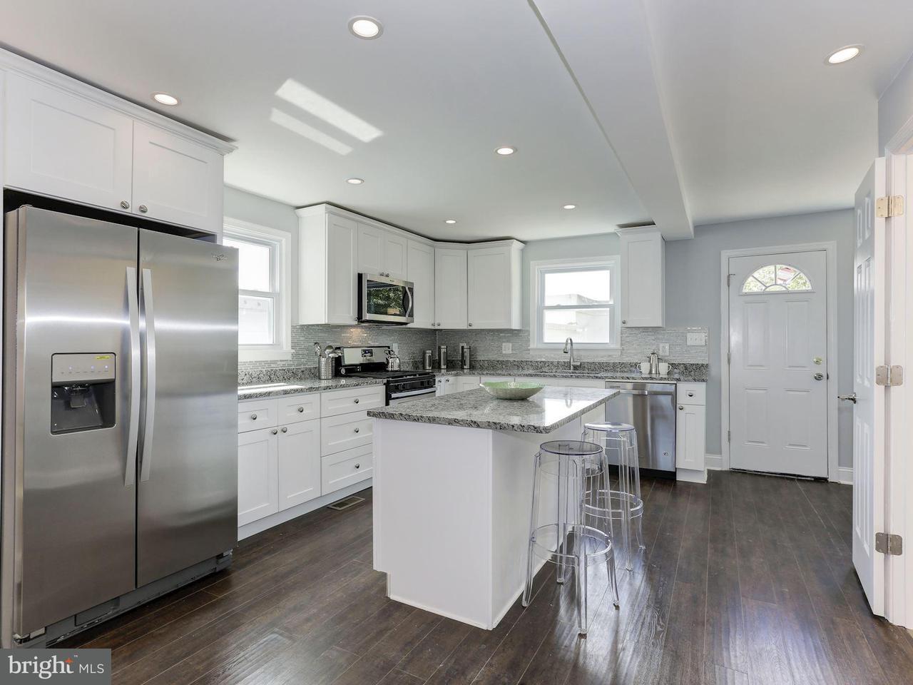 獨棟家庭住宅 為 出售 在 2600 30TH ST NE 2600 30TH ST NE Washington, 哥倫比亞特區 20018 美國