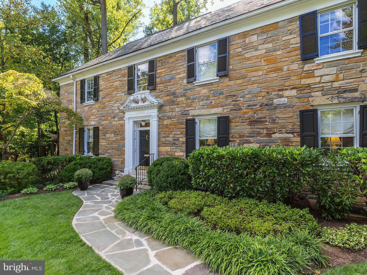 Einfamilienhaus für Verkauf beim 3000 Woodland Dr Nw 3000 Woodland Dr Nw Washington, District Of Columbia 20008 Vereinigte Staaten