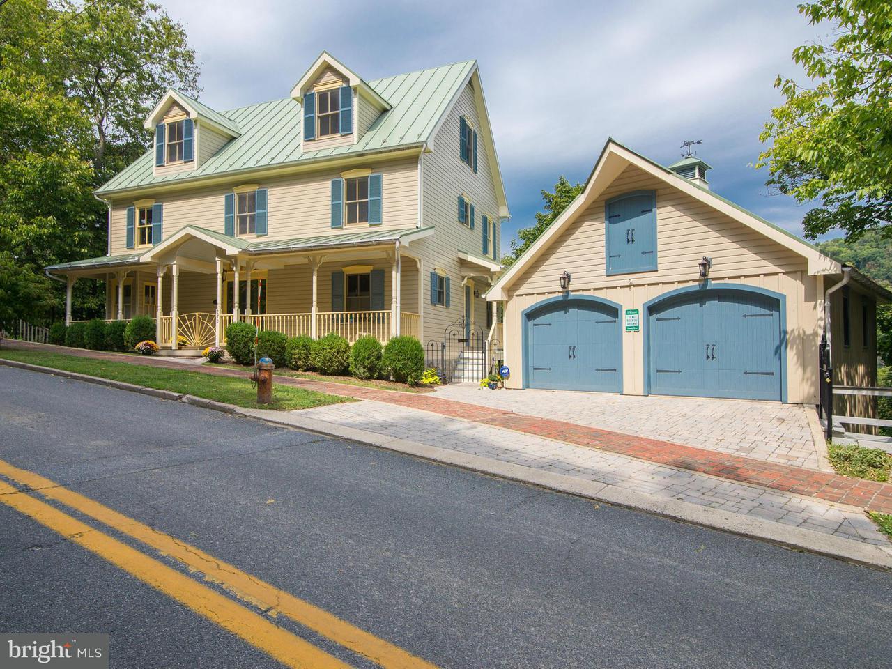 Additional photo for property listing at 270 WASHINGTON Street 270 WASHINGTON Street Harpers Ferry, West Virginia 25425 Estados Unidos