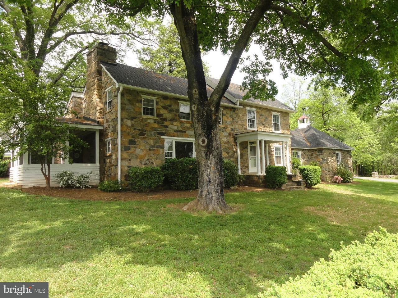 Granja por un Venta en 18421 AIRMONT Road 18421 AIRMONT Road Round Hill, Virginia 20141 Estados Unidos