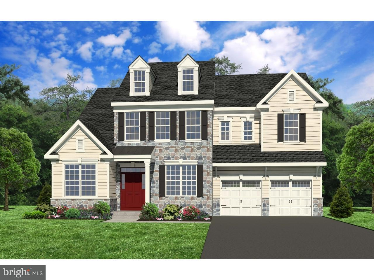 Single Family Home for Sale at Lot #1 STUMP Road Warrington, Pennsylvania 18976 United States