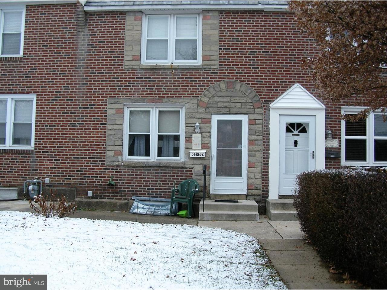 Townhouse for Sale at 5182 WESTLEY Drive Clifton Heights, Pennsylvania 19018 United States