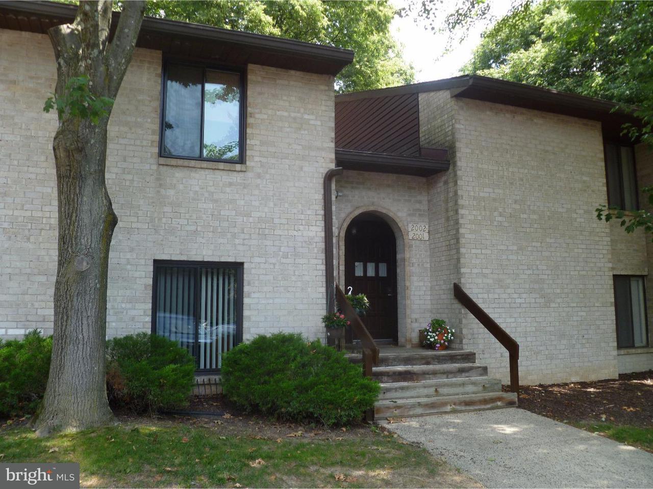 共管式独立产权公寓 为 出租 在 2001 ASPEN CIR #2001LE Springfield, 宾夕法尼亚州 19064 美国