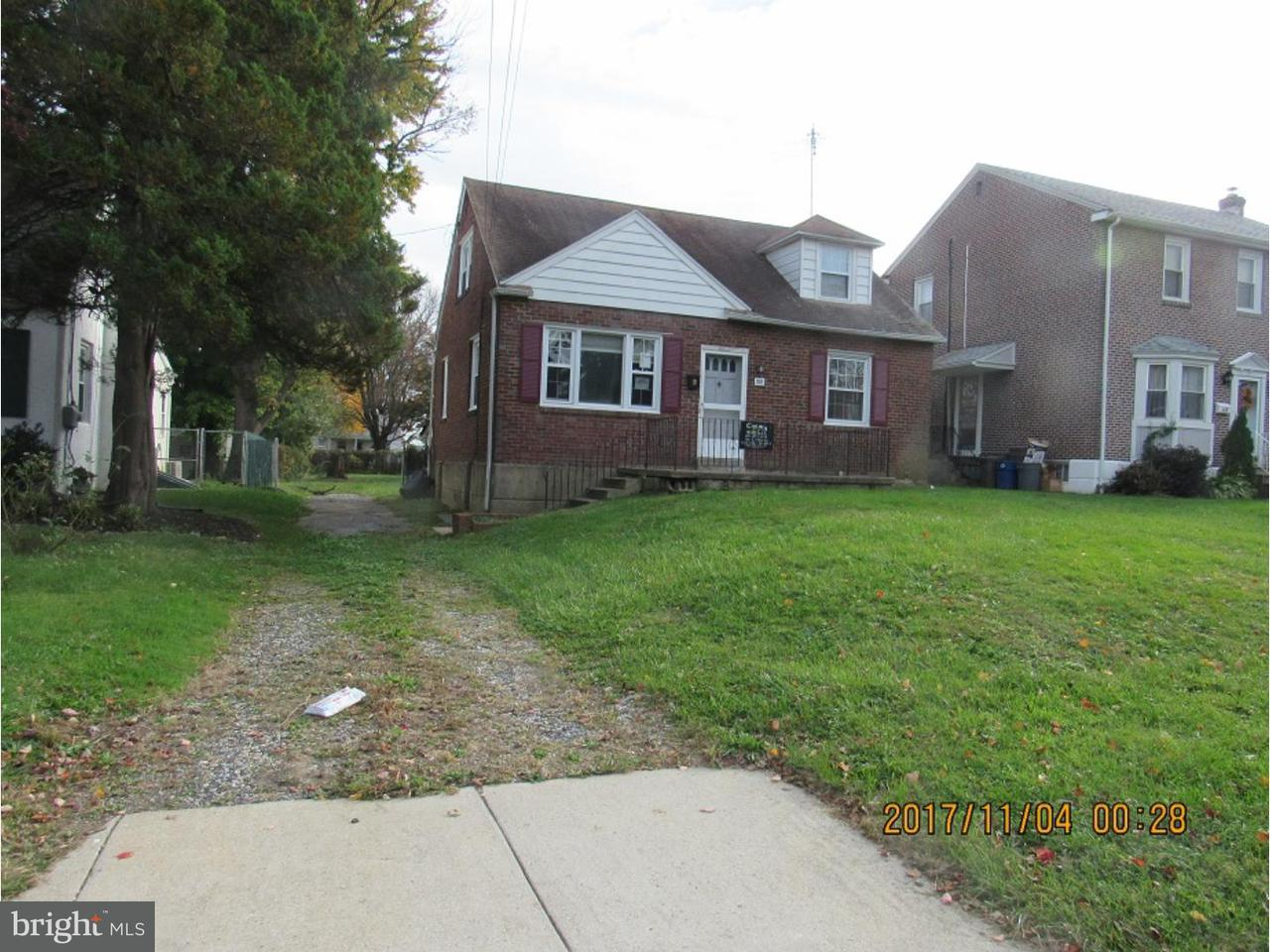 Single Family Home for Sale at 328 PROSPECT Avenue Clifton Heights, Pennsylvania 19018 United States