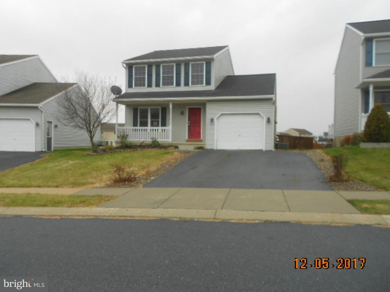 Single Family Home for Sale at 323 SWATARA CREEK Drive Jonestown, Pennsylvania 17038 United States