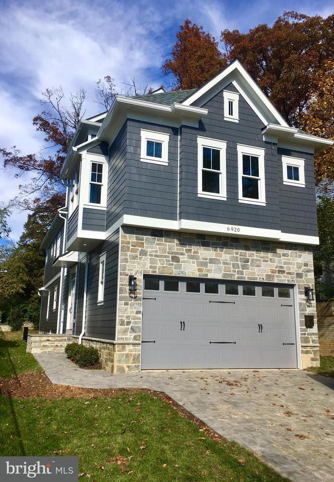 Single Family Home for Sale at 6920 MOUNT DANIEL Drive 6920 MOUNT DANIEL Drive Falls Church, Virginia 22046 United States