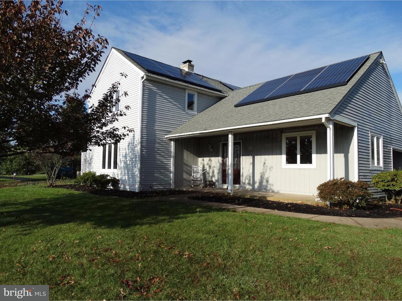 Maison unifamiliale pour l Vente à 771 KELLER CREAMERY Road Telford, Pennsylvanie 18969 États-Unis