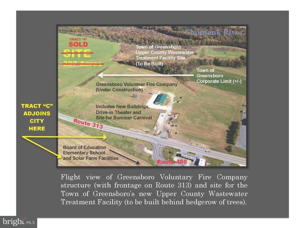 Additional photo for property listing at 100 TRACTS B AND C 100 TRACTS B AND C Greensboro, Maryland 21639 États-Unis
