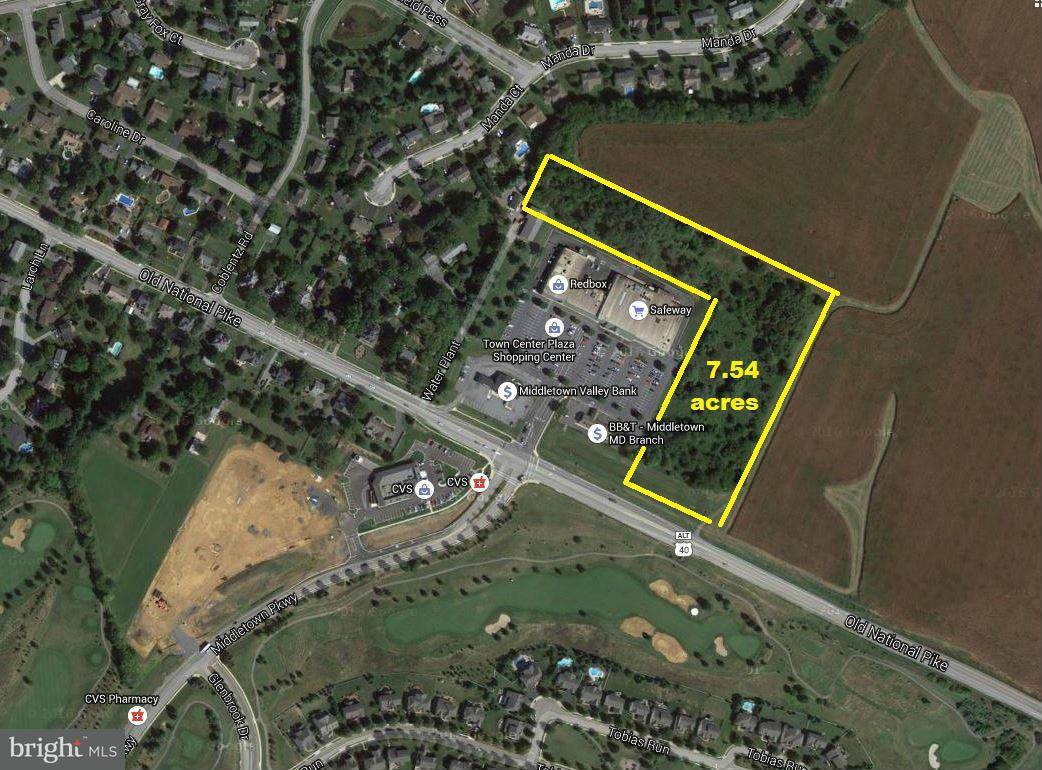 Land for Sale at EAST MAIN STREET EAST MAIN STREET Middletown, Maryland 21769 United States