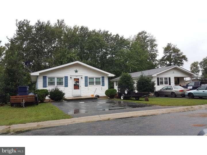Maison unifamiliale pour l Vente à 163 FULTON Street Cheswold, Delaware 19936 États-Unis