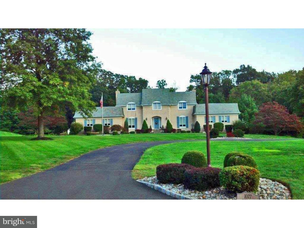 Single Family Home for Rent at 1077 EAGLE Road Newtown, Pennsylvania 18940 United States