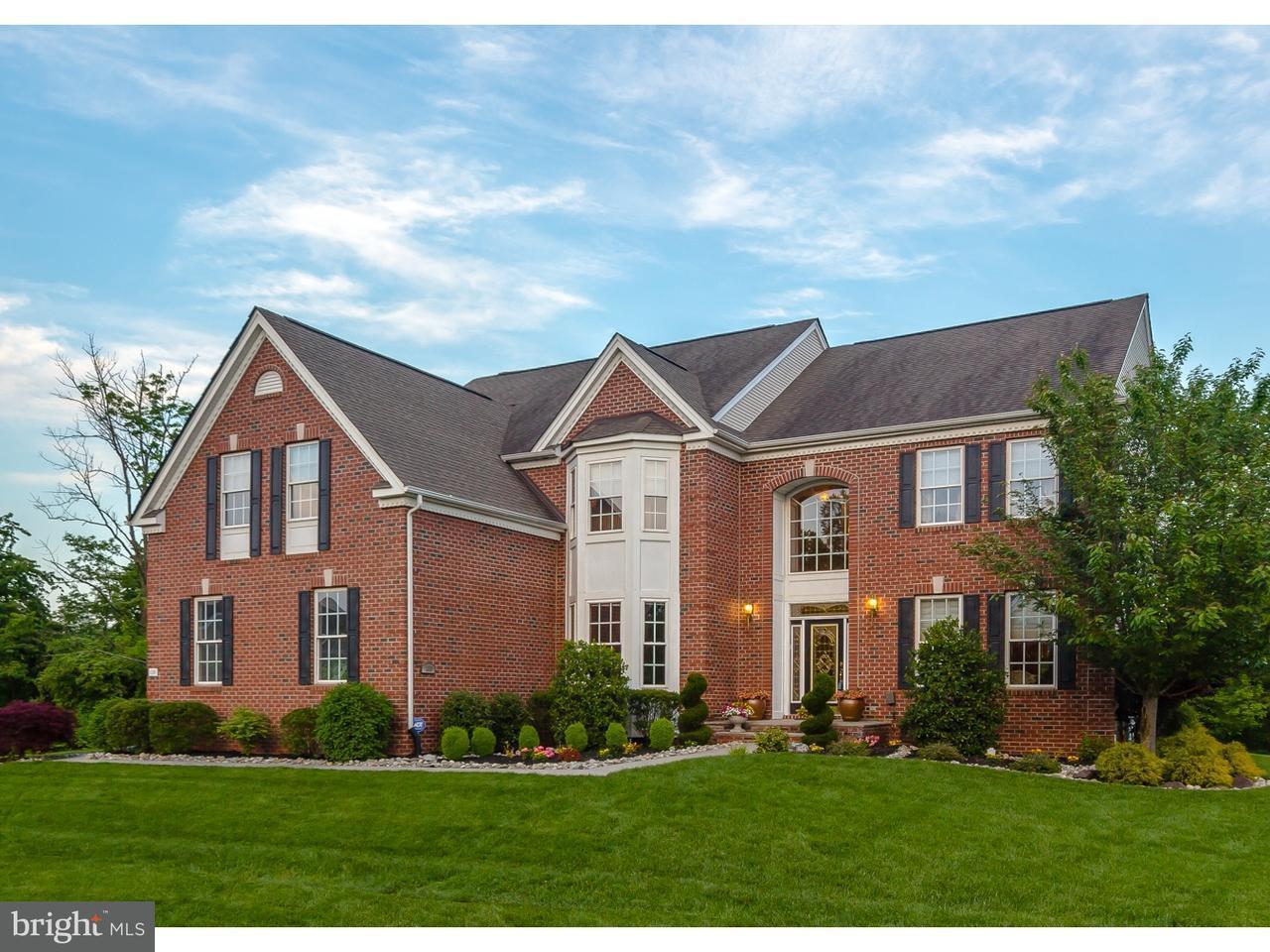 独户住宅 为 销售 在 139 GRASSHOPPER Drive Ivyland, 宾夕法尼亚州 18974 美国