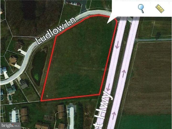 Single Family Home for Sale at 4.9 Ac S DUPONT HWY Felton, Delaware 19943 United States