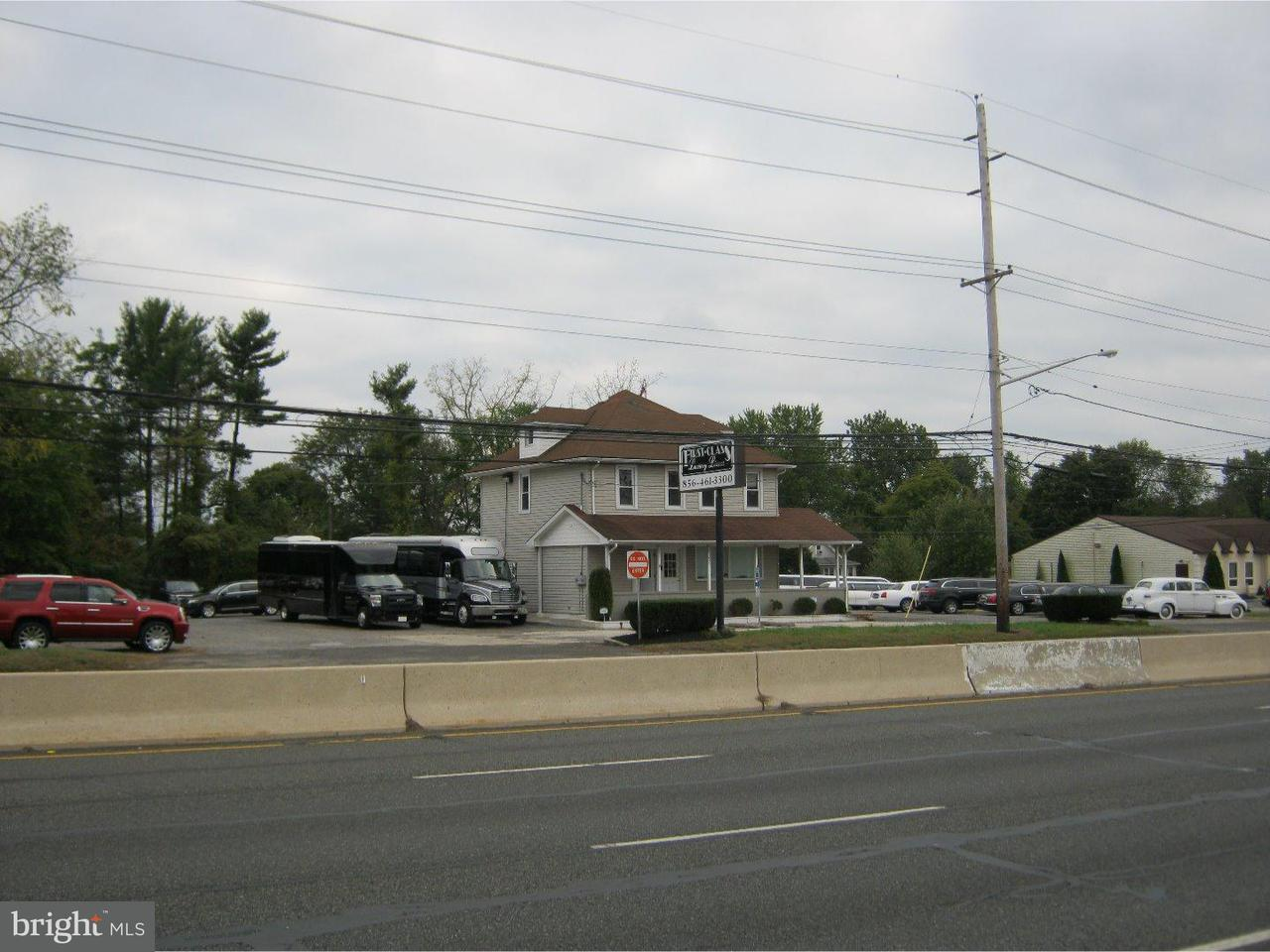 Maison unifamiliale pour l Vente à 4142 ROUTE 130 Willingboro, New Jersey 08046 États-Unis
