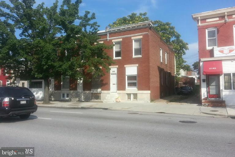Other Residential for Rent at 2145 Harford Rd Baltimore, Maryland 21218 United States