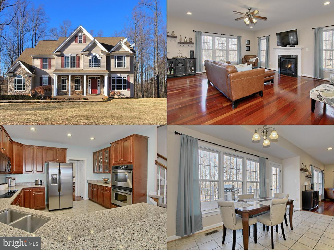 단독 가정 주택 용 매매 에 17107 REID HILL Drive 17107 REID HILL Drive Culpeper, 버지니아 22701 미국