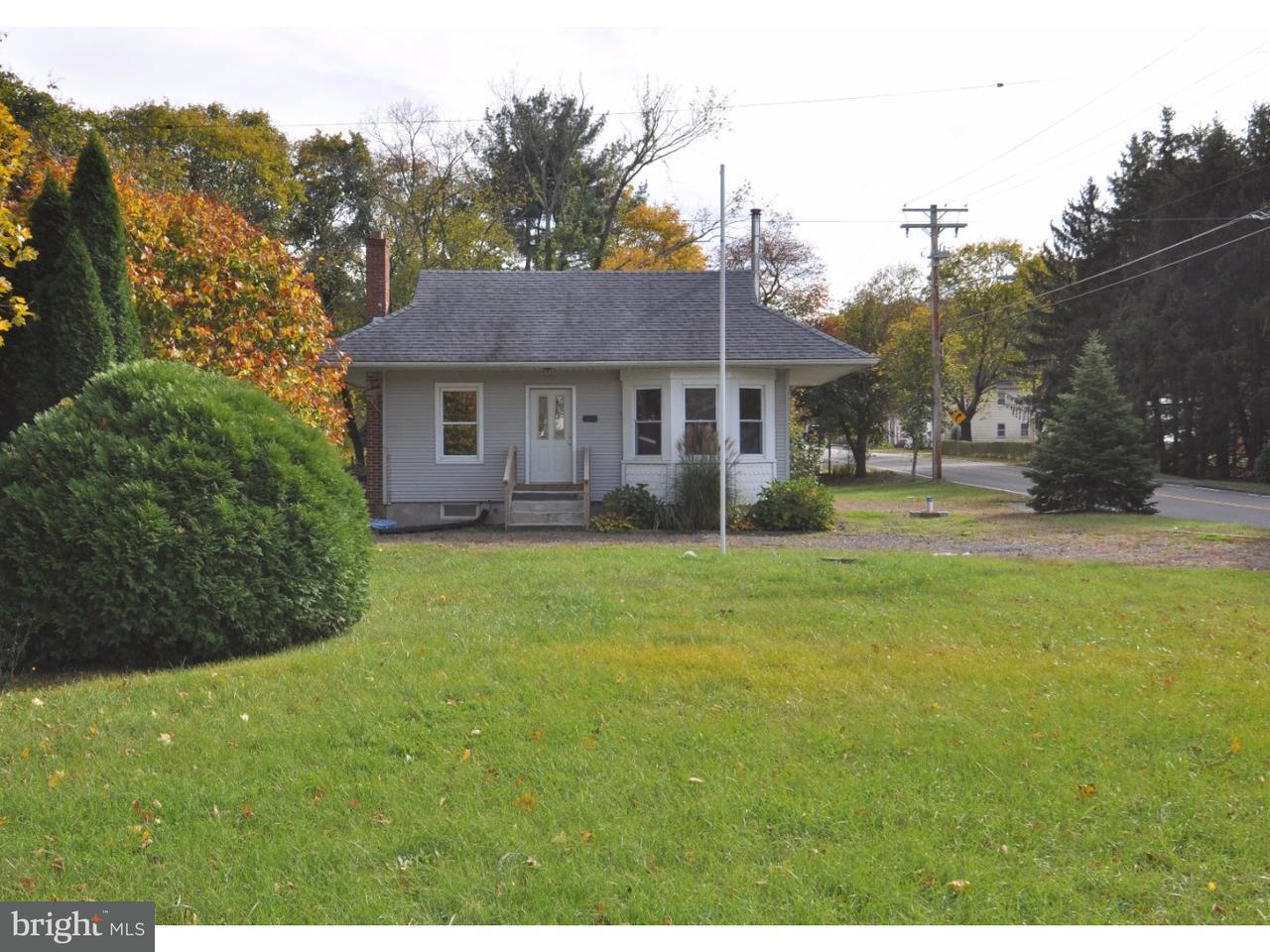 Single Family Home for Sale at 394 MAIN Street Juliustown, New Jersey 08042 United States