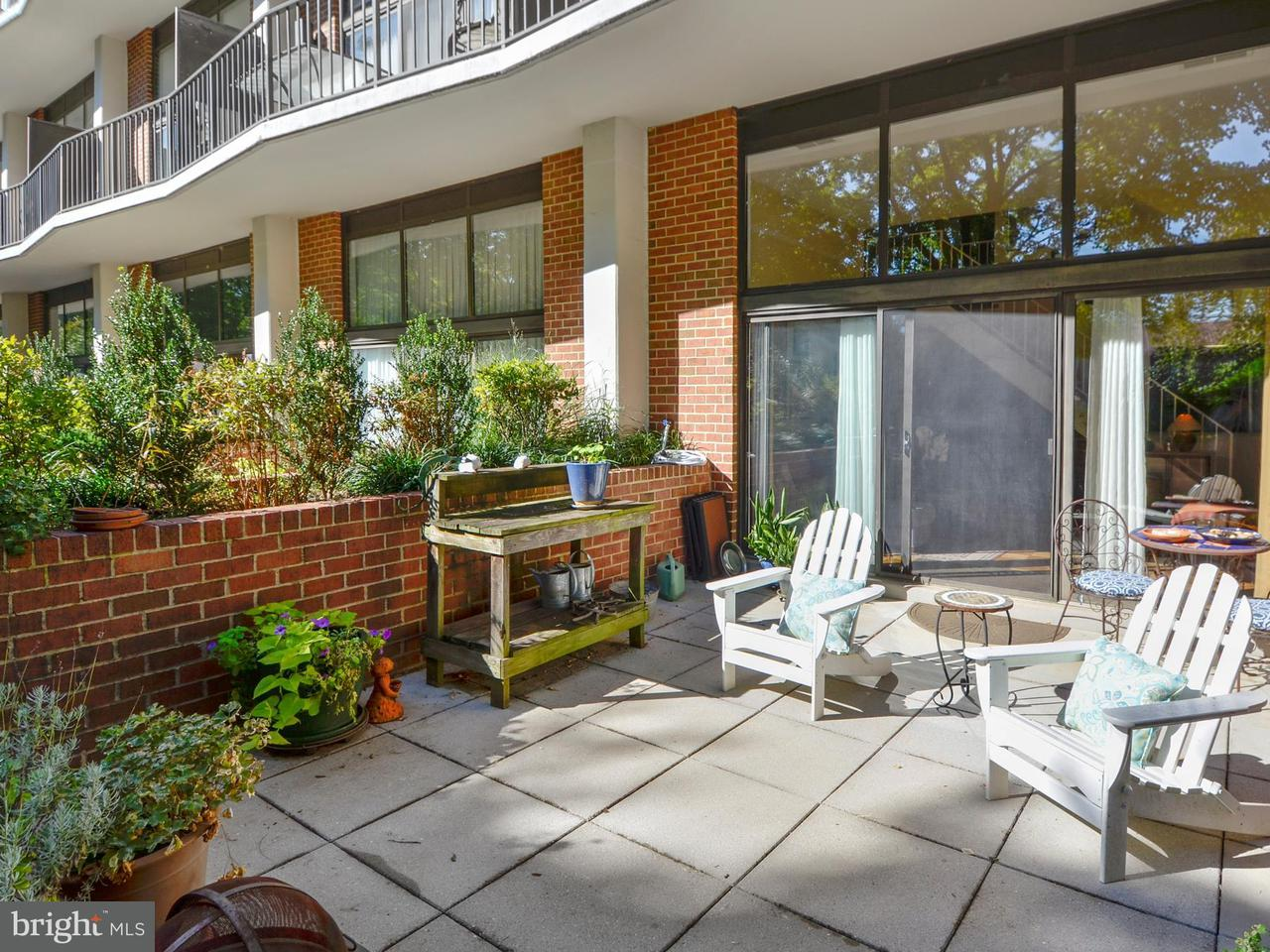 Townhouse for Sale at 3101 NEW MEXICO AVE NW #232 3101 NEW MEXICO AVE NW #232 Washington, District Of Columbia 20016 United States