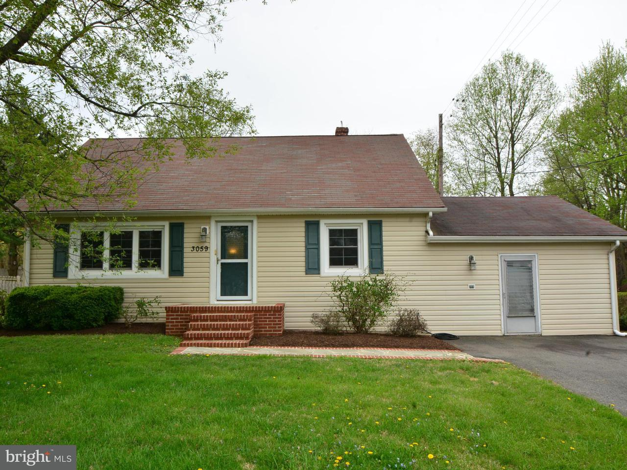 Single Family for Sale at 3059 Churchville Rd Churchville, Maryland 21028 United States