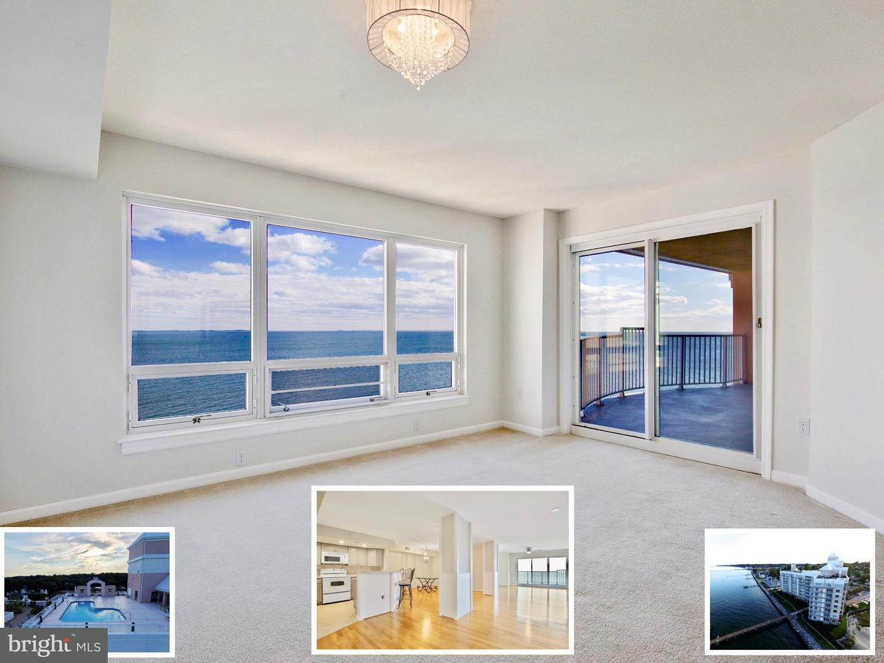 Single Family Home for Sale at 8501 BAYSIDE RD #PH2 8501 BAYSIDE RD #PH2 Chesapeake Beach, Maryland 20732 United States