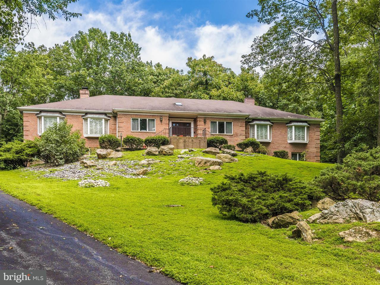 Single Family Home for Sale at 5382 BEULAH Drive 5382 BEULAH Drive Ijamsville, Maryland 21754 United States