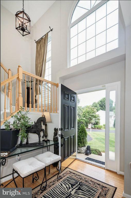 Частный односемейный дом для того Продажа на 9302 BECKY Court 9302 BECKY Court Manassas Park, Виргиния 20111 Соединенные Штаты