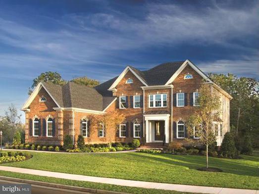 Vivienda unifamiliar por un Venta en MARBURY ESTATE Drive MARBURY ESTATE Drive Chantilly, Virginia 20152 Estados Unidos