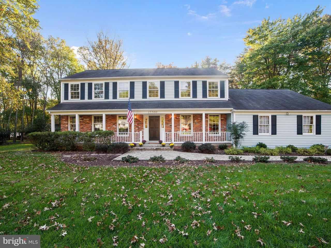 Single Family Home for Sale at 15500 BAILEYS Lane 15500 BAILEYS Lane Silver Spring, Maryland 20906 United States