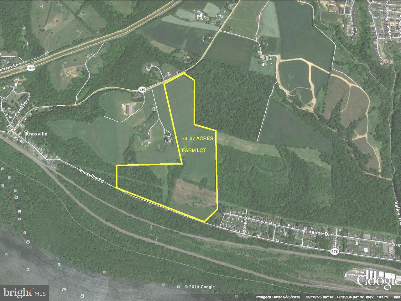 Land for Sale at JEFFERSON PIKE JEFFERSON PIKE Knoxville, Maryland 21758 United States