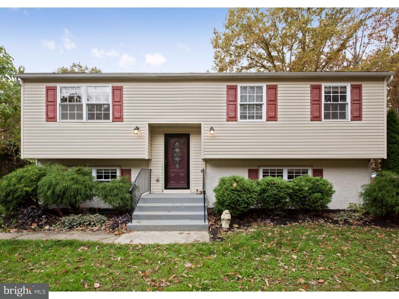 Maison unifamiliale pour l Vente à 515 GRANT Avenue Chesilhurst, New Jersey 08089 États-Unis