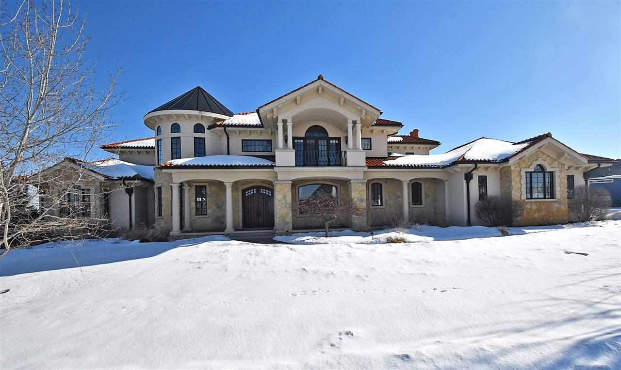 Oregon Wi Homes For Sale The Bergamont Masterpiece Architecturally Designed For Luxury And Happy Living Custom 5 Bedroom