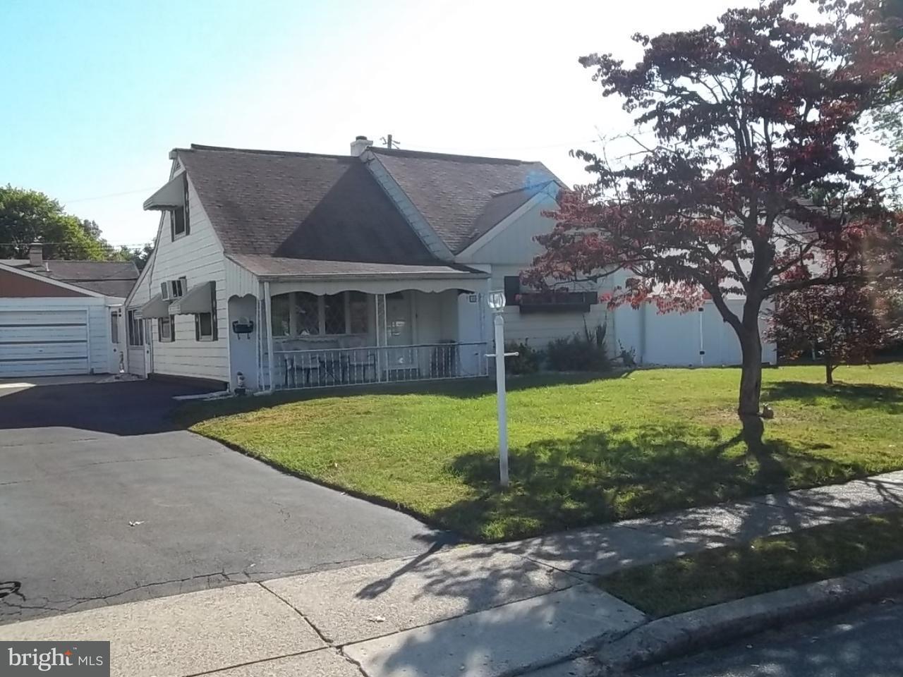 1011  Tomlinson Philadelphia , PA 19116