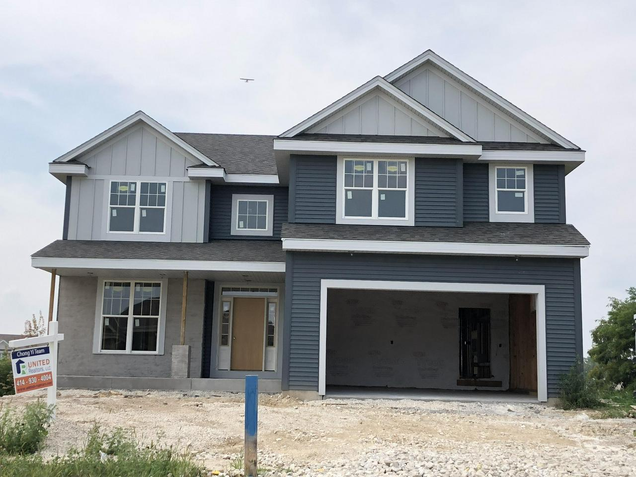 Welcome to Hartford!This 4 Bedroom, 2.5BA Colonial under construction. Home features:2nd floor laundry, Gas fireplace in LIV, KIT-DIN w/island, granite counters & pantry, Formal DIN RM & egress window in basement w/plumbed for a full bath,  Master BR w/Walk-In-Closets & private bath w/tiled shower & dual sinks. **Tiles floors in baths/laminate floors in KIT & DIN** We offer 30 year fixed Construction loan, lock your rate in now for life of the loan! Reserve this home today.