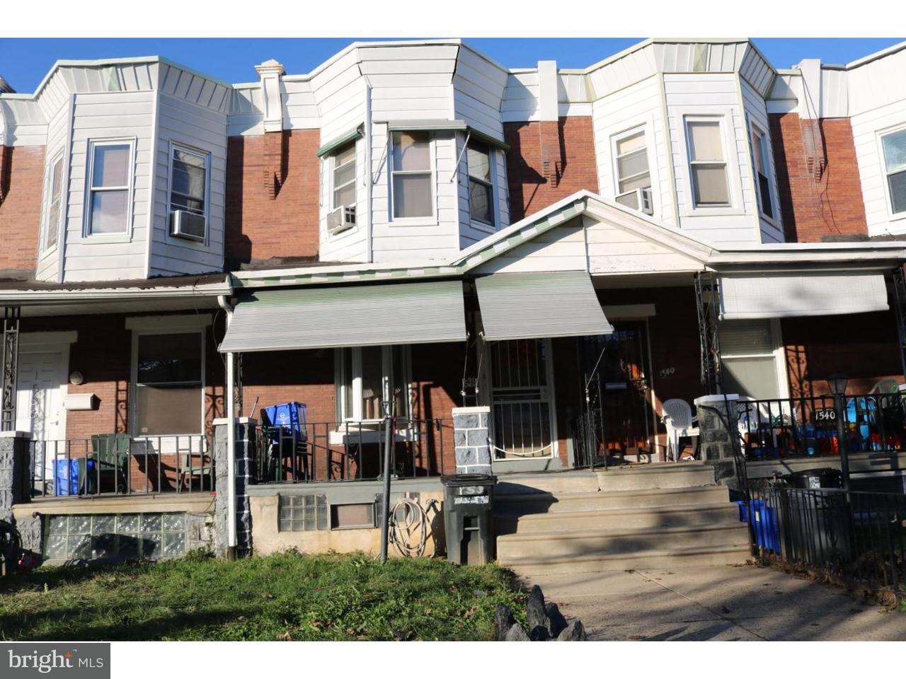 1538 N Allison Philadelphia, PA 19131