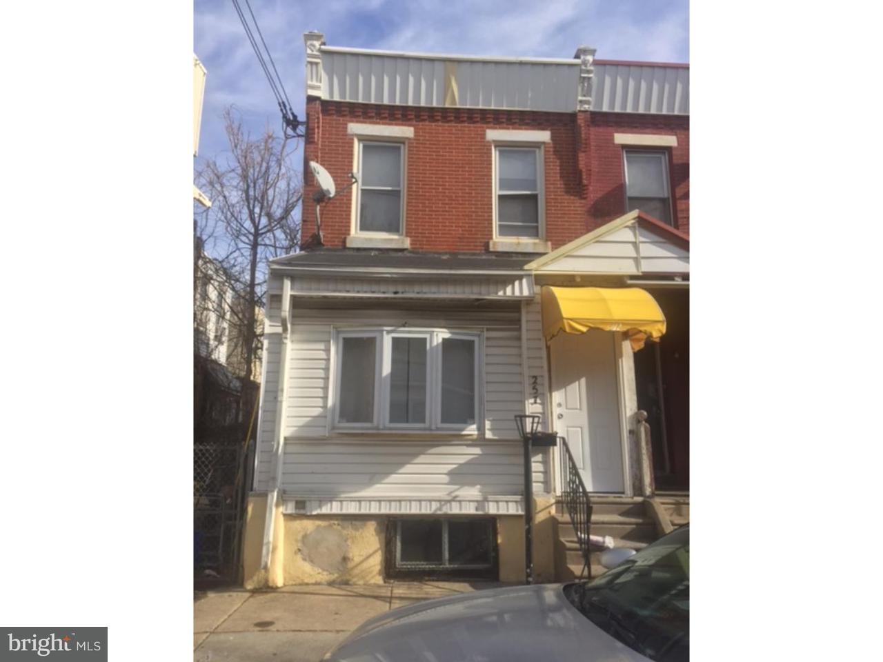 257 N Hobart Philadelphia , PA 19139