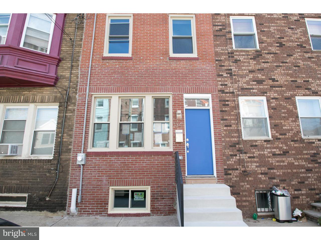 1341 S 4TH Philadelphia, PA 19147