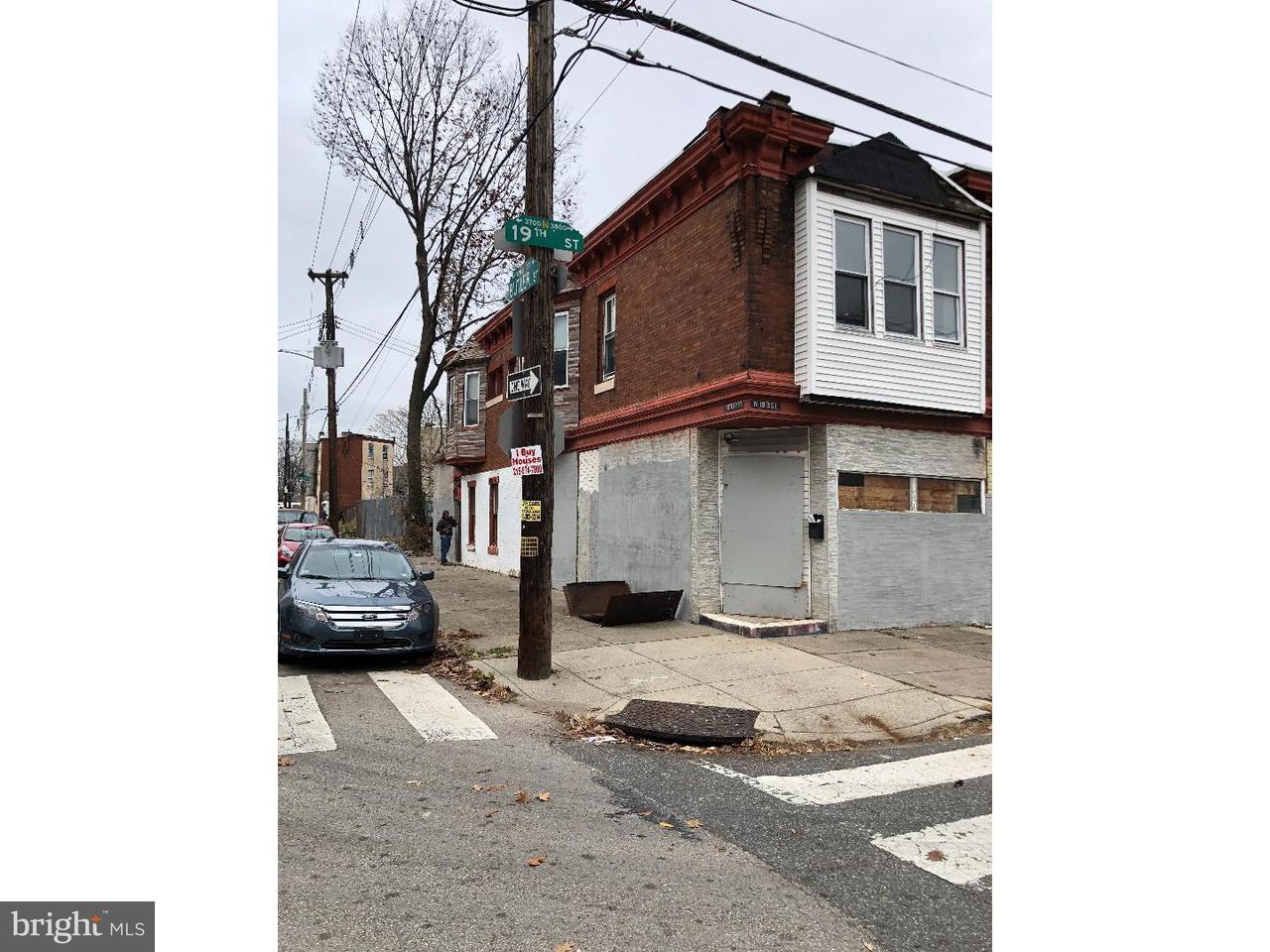 3800 N 19TH Philadelphia, PA 19140