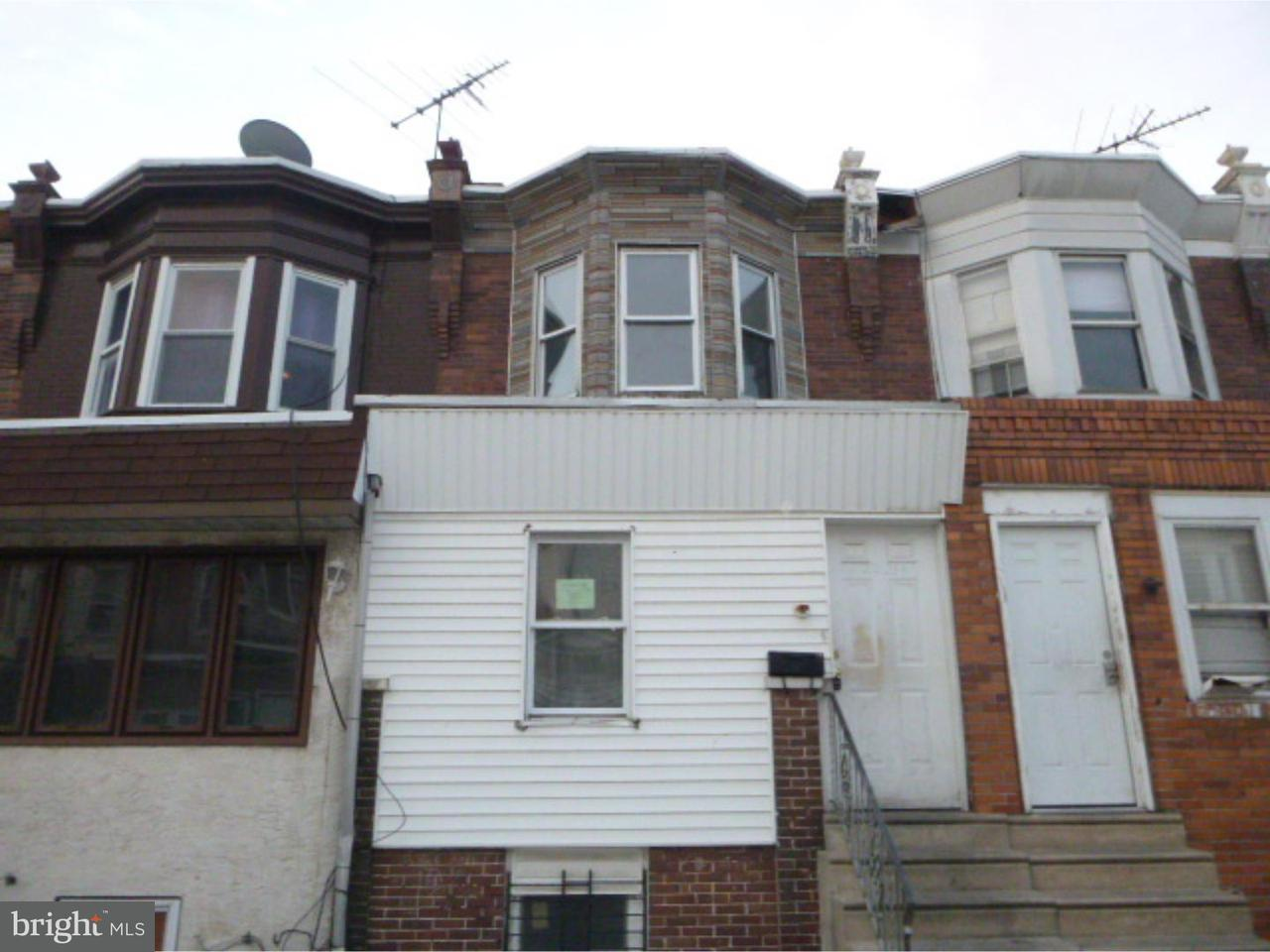 2224  Bonaffon Philadelphia , PA 19142