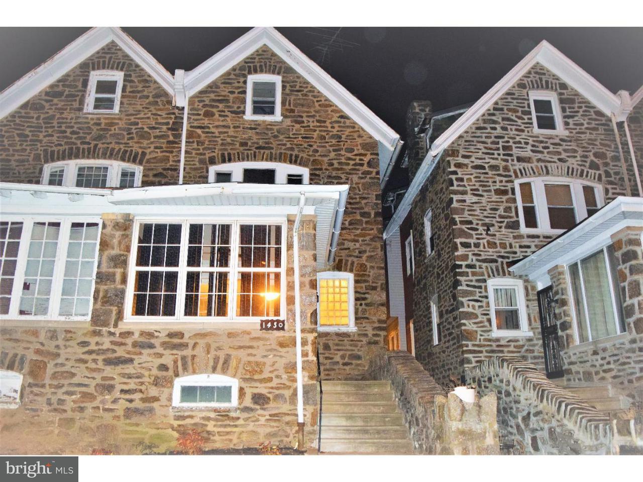 1430 W Somerville Philadelphia , PA 19141