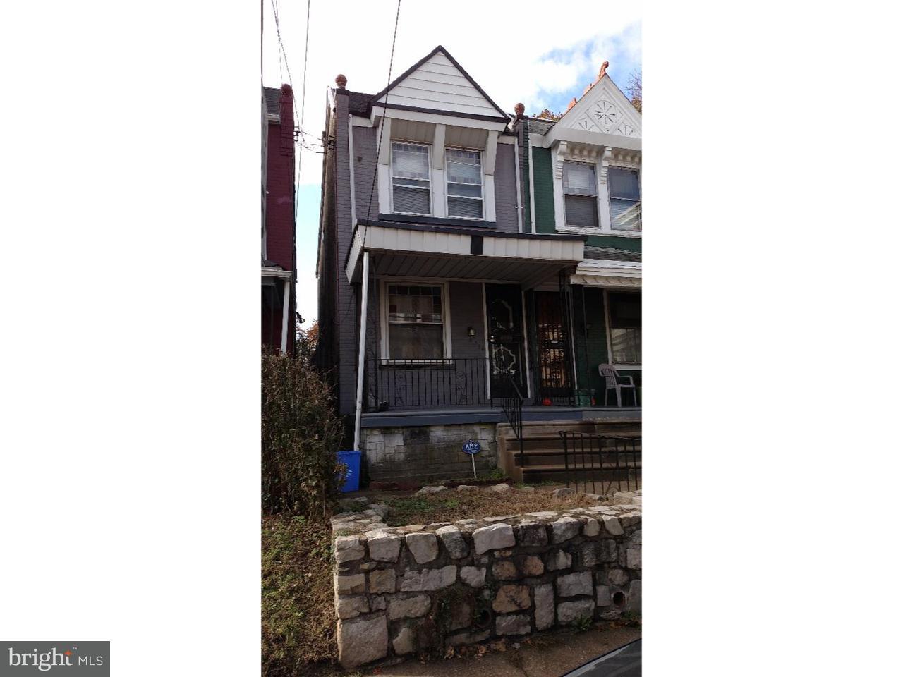 6354  Cherokee Philadelphia , PA 19144