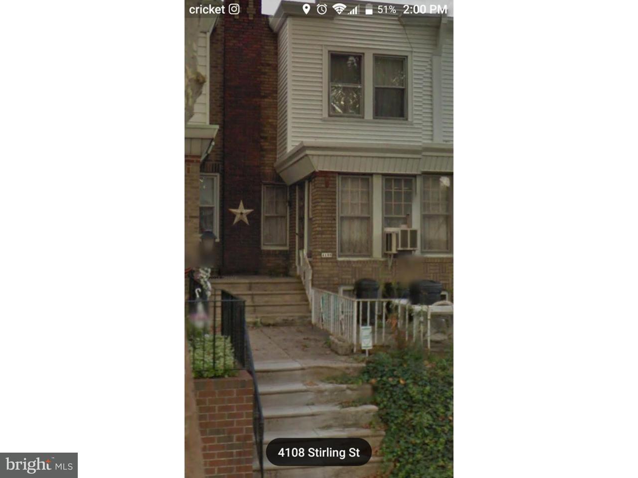 4106  Stirling Philadelphia, PA 19135