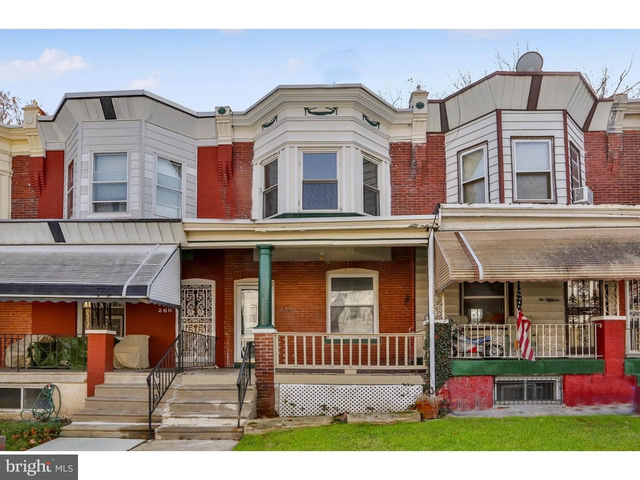 258 E Slocum Philadelphia , PA 19119