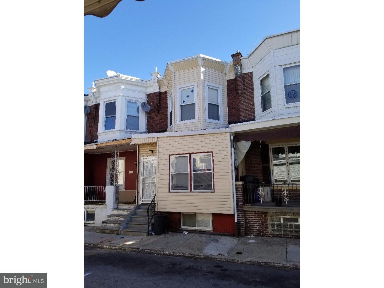 153 N Peach Philadelphia , PA 19139