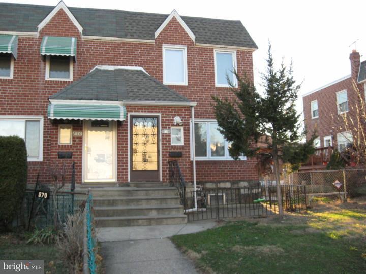 868  Bartlett Philadelphia, PA 19115